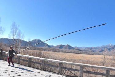 7.5mの自撮り棒で自撮りをしたらどのように写るのか検証してみた