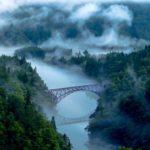 【カメラマン】只見線の撮影スポット「第一只見川橋梁展望台」の詳細