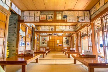 山梨県の隠れ家?「天下茶屋」で絶景と絶品グルメを堪能しよう!