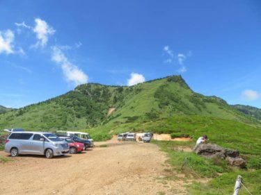 日本の絶景!群馬と長野の「破風岳」に登山したら、そこは秘境だった