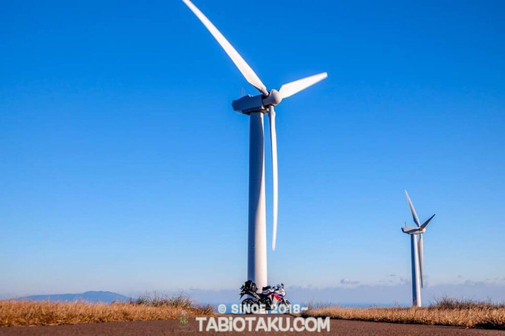 東伊豆風力発電所